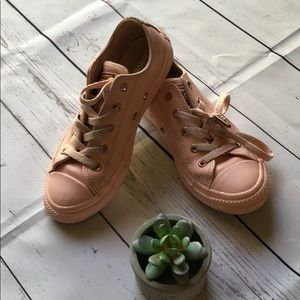 Converse All Star Lo leather